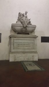 Tomb of Machiavelli
